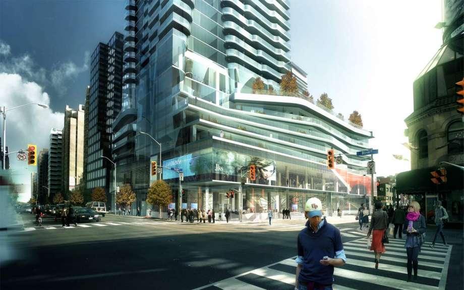 1 Bloor Street East #6905, Toronto, Canada xxx