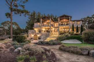 Socialites Dream Home with Golf Course & Ocean Views