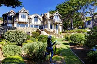 174 Spindrift Road, Carmel Highlands