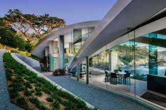 Serenity, Oceanfront Architectural Masterpiece