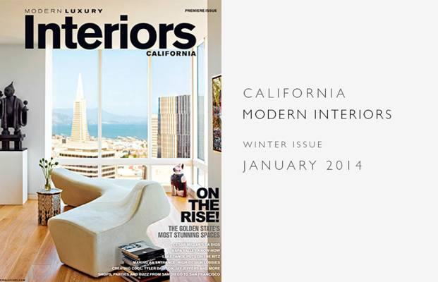 Modern Luxury Interiors California magazine • Carmel Real Estate ...