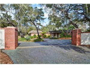 1504 Venadero Road, Pebble Beach Courtesy of MLS