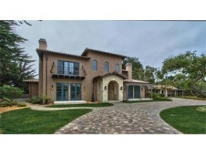 Pebble Beach homes for sale