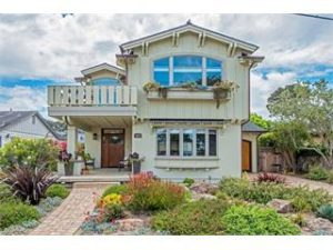 Pacific Grove April 2016 Sold