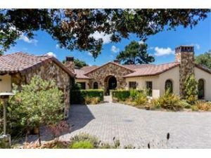 monterey real estate august sold