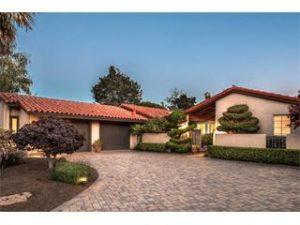 Carmel Valley Real Estate Sale October