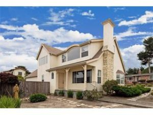 Oceanfront Pacific Grove Home