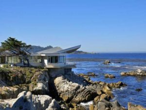 Butterfly House, Oceanfront Property, Carmel Real Estate