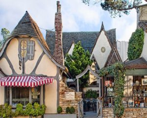 carmel real estate walkable community
