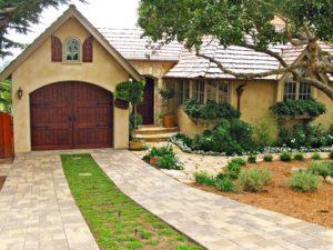 carmel cottage exterior home