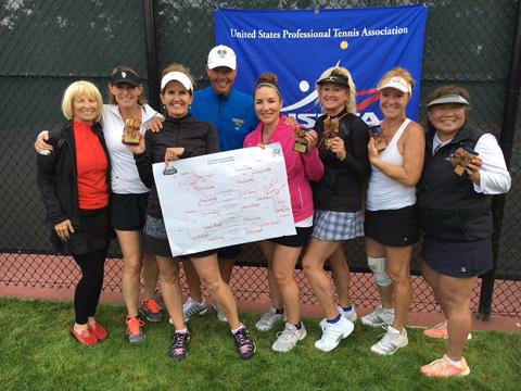 Tennis lifestyle in Monterey Bay Area